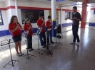 21-09 - Apresentação no CEMEI Vicente Botta