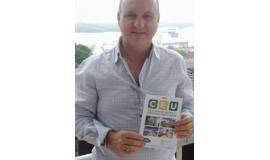 Robertinho Mori participou do encontro nacional da divercidade cultural em Natal/RN